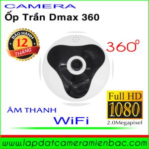 Camera Ốp Trần Dmax 360