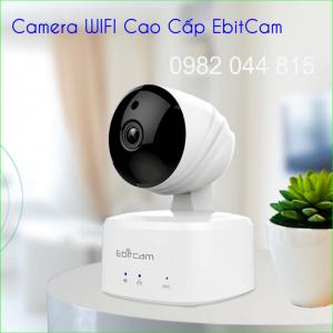 EBITCAM - Camera Wifi Top 3 thị trường Mỹ