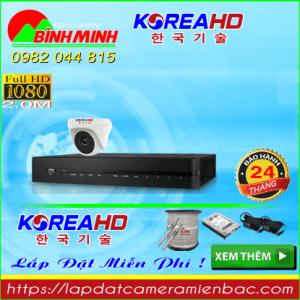 Trọn Bộ 1 Mắt Camera KOREA 2.0