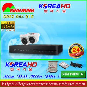 Trọn Bộ 2 Mắt Camera KOREA 2.0