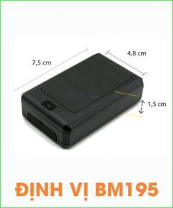 Định vị BM195 – định vị giá rẻ Nhiều ưu điểm nổi bật: ĐỊNH VỊ VỊ TRÍ - NGHE ÂM THANH, - Dung lượng pin 3000mAh, dùng được trong 5 đến 10 ngày