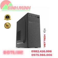 Thông số kĩ thuật: - Chất liệu: SECC O,55mm - Kích thước: 455x205x440 (mm) - Cổng giao tiếp: Front USB, Audio - Công nghệ sơn: Sơn sần tĩnh điện (sandy) - Khay ổ: 3 CD, 5 HDD,2 SSD - Nguồn: ATX - Làm mát: Intel TAC 2.0, 12cm fan    LIÊN HỆ TƯ VẤN MIỄN PHÍ VÀ ĐẶT HÀNG – Công Ty TNHH Công Nghệ số Bình Minh – Địa chỉ : 277 Lương Thế Vinh, Nam Từ Liêm, Hà Nội – Hotline : 0975.986.006 – 0982.416.006