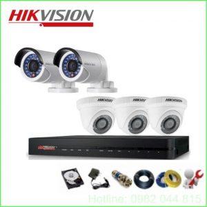 Bộ 5 Mắt Camera Hikvision 2.0M. Full HD 1080P.Mã COMBO DOT72BM5ĐIỂM KHÁC BIỆT CHỈ CÓ TẠI CAMERA MIỀN BẮCQuà Tặng VIDEO KHOÁ HỌC BÁN HÀNG GOOGLE, ZALO, FACEBOOK TỪ A – Z TRỊ GIÁ: 850K Quà Tặng KHOÁ HỌC THIẾT KẾ ẢNH: PHOTOSHOP, ILLUSTRATOR Đăng ký MUA HÀNG tại web giảm thêm 50K Quà Tặng Miễn Phí Tên Miền Xem Qua Internet Trị Giá 350k Quà Tặng Miễn Phí 20M Dây Liền Nguồn Quà Tặng Hỗ Trợ Miễn Phí Phần Mềm Trọn Đời Sản Phẩm Tư Vấn Và Lắp Đặt Miễn Phí Bán Kính 20KM Đổi Mới Sản Phẩm 10 Ngày Sử Dụng đầu tiên Giao hàng – Nhận hàng kiểm tra – Thanh toán ! Lắp Đặt Và Bảo Hành Tận Nơi Chính Hãng 2 Năm !
