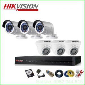 Bộ 6 Mắt Camera Hikvision 2.0M. Full HD 1080P.Mã COMBO DOT72BM6ĐIỂM KHÁC BIỆT CHỈ CÓ TẠI CAMERA MIỀN BẮCQuà Tặng VIDEO KHOÁ HỌC BÁN HÀNG GOOGLE, ZALO, FACEBOOK TỪ A – Z TRỊ GIÁ: 850K Quà Tặng KHOÁ HỌC THIẾT KẾ ẢNH: PHOTOSHOP, ILLUSTRATOR Đăng ký MUA HÀNG tại web giảm thêm 50K Quà Tặng Miễn Phí Tên Miền Xem Qua Internet Trị Giá 350k Quà Tặng Miễn Phí 20M Dây Liền Nguồn Quà Tặng Hỗ Trợ Miễn Phí Phần Mềm Trọn Đời Sản Phẩm Tư Vấn Và Lắp Đặt Miễn Phí Bán Kính 20KM Đổi Mới Sản Phẩm 10 Ngày Sử Dụng đầu tiên Giao hàng – Nhận hàng kiểm tra – Thanh toán ! Lắp Đặt Và Bảo Hành Tận Nơi Chính Hãng 2 Năm !