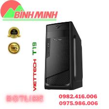 Thông số kĩ thuật: - Chất liệu: SECC O,55mm - Kích thước: 455x205x440(mm) - Cổng giao tiếp: Front USB, Audio - Khay ổ: 3 CD, 5 HDD,2 SSD - Nguồn: ATX - Làm mát: Intel TAC 2.0, 12cm fan    ĐIỂM KHÁC BIỆT CHỈ CÓ TẠI BÌNH MINH Đăng ký MUA HÀNG online giảm ngay 100K Giảm thêm 12% Khi Mua Thẻ Nhớ Miễn Phí Lắp Đặt Bảo Hành Tận Nhà Bộ 2 Mắt Camera trở lên Đổi hàng Miễn Phí trong 10 ngày Bảo Hành 2 Năm Chính Hãng 100% √ SẢN PHẨM ĐƯỢC TEST KỸ CÀNG TRƯỚC KHI XUẤT KHO √ BẢO HÀNH 1 ĐỔI 1 TRONG 12 THÁNG ( CHỈ CÓ TẠI CAMERA BÌNH MINH ) √ GIÁ LUÔN LUÔN RẺ HƠN VÌ CHÚNG TÔI NHẬP KHẨU TRỰC TIẾP TỪ HÃNG √ ĐỘI NGŨ KỸ THUẬT TẬN TÌNH, CHU ĐÁO PHỤC VỤ 24/7